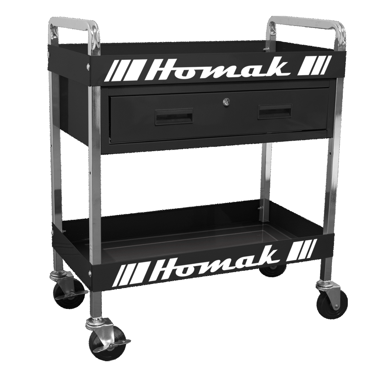 30in-1-Drawer-Service-Cart-Black-Silkscreen